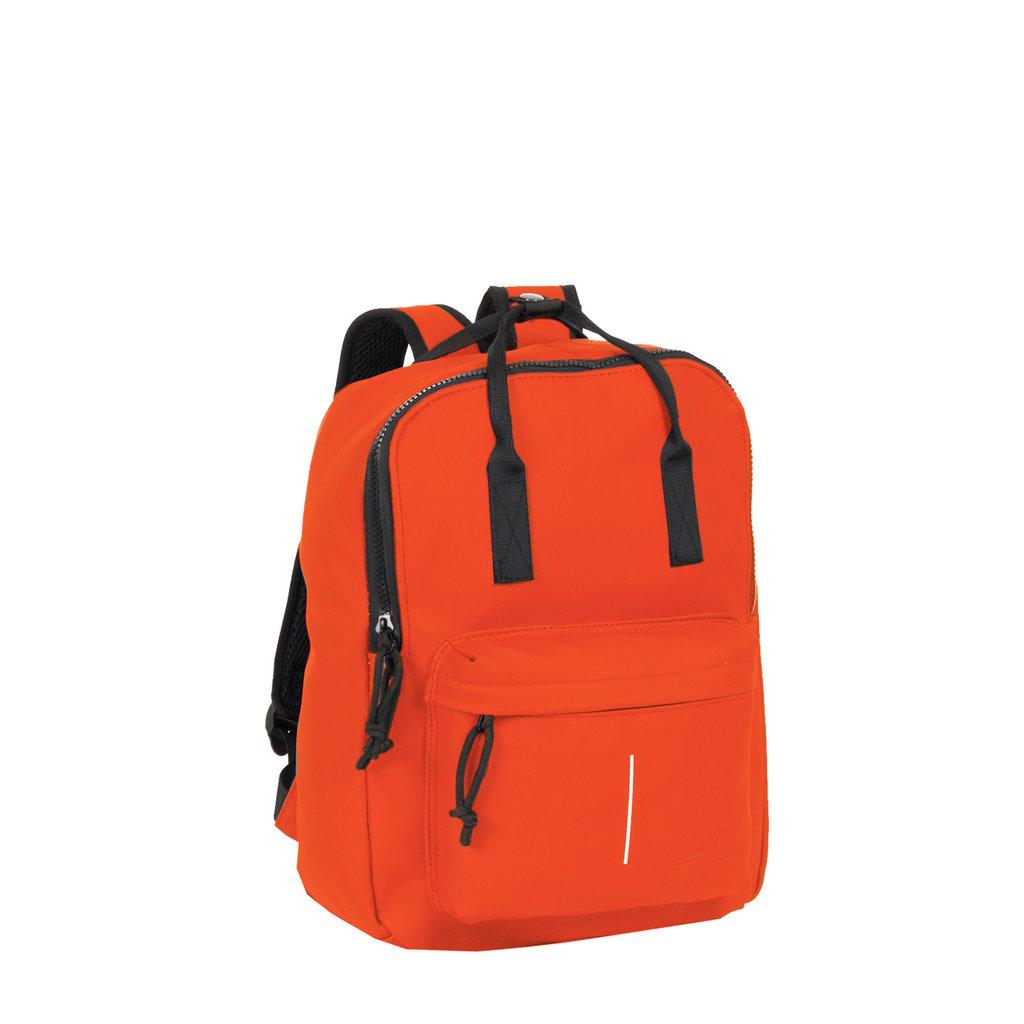 New-Rebels® Mart - Backpack - Waterafstotend - Oranje IV - 28x16x39cm - Rugtas - Rugzak