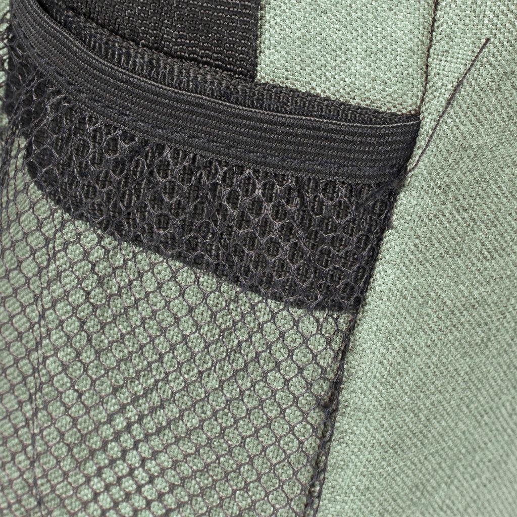 New Rebels®  Heaven25 - Medium Schoudertas  A5 - Crossbodytas met flap - Mint Blauw