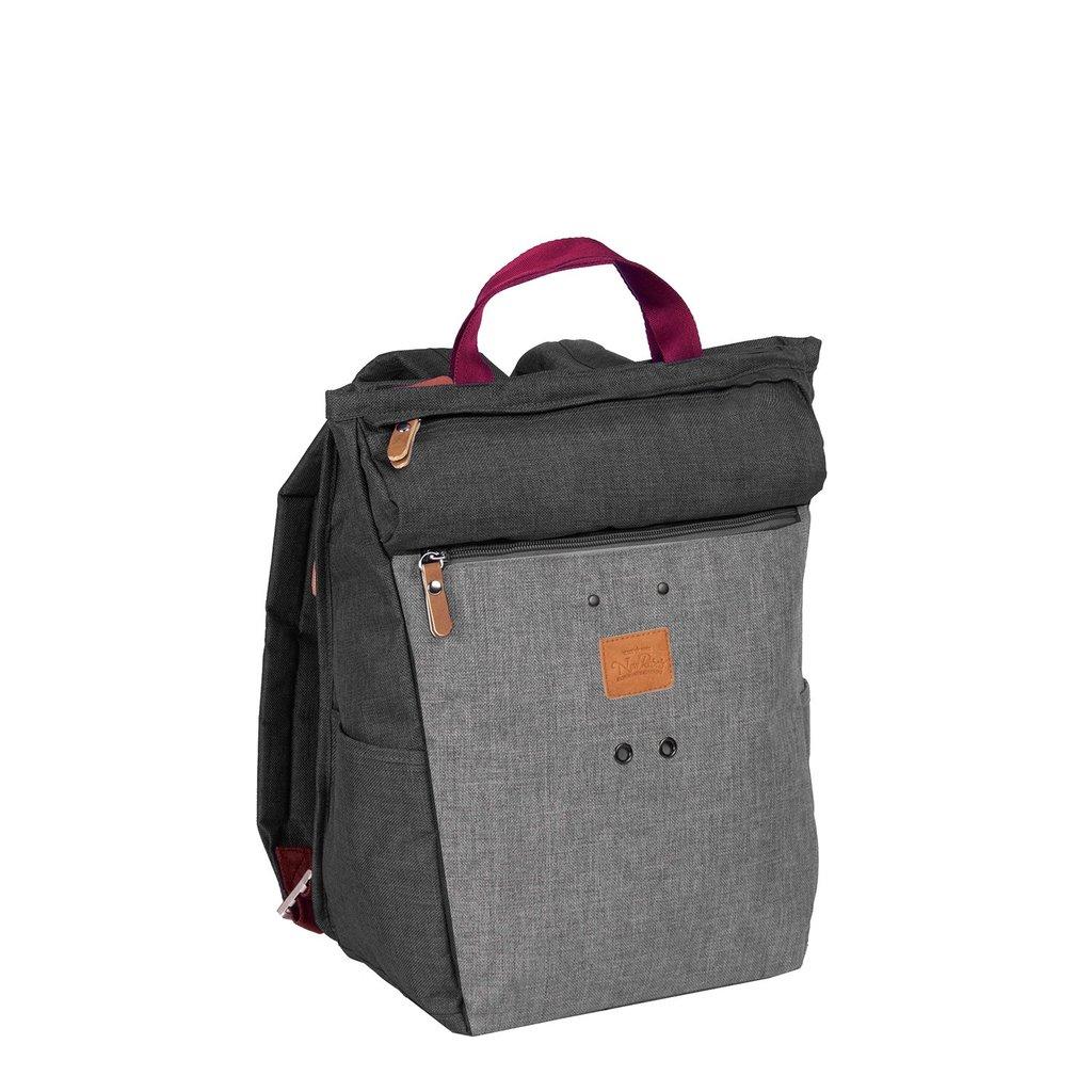 Wodz Backpack Black/Grey I