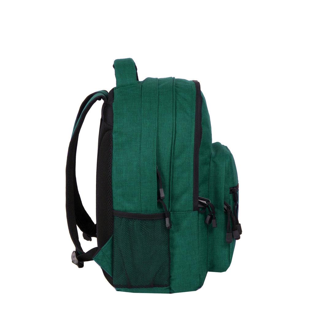 Heaven school backpack frog green