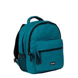 New-Rebels® Heaven - School - Backpack - 31x15x41cm - Blue