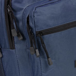 New Rebels®  Katschberg - Backpack - Laptop Compartment - 31x15x41cm - Navy Blue