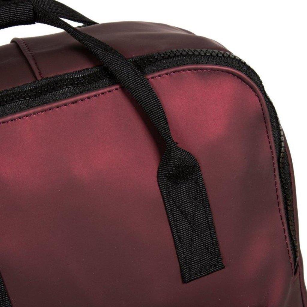 New-Rebels®Mart Backpack Metallic burgundy  IV   Rugtas   Rugzak