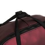 Mart Backpack Metallic burgundy  IV | Rugtas | Rugzak