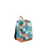 New-Rebels® Jungle - Mini Backpack - Kids - Colorful - 22x10x31cm - Backpack