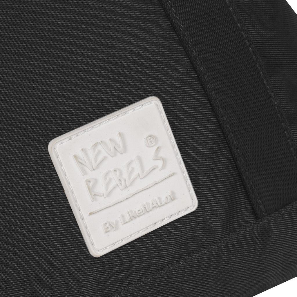 Mark Gent high shopper backpack black