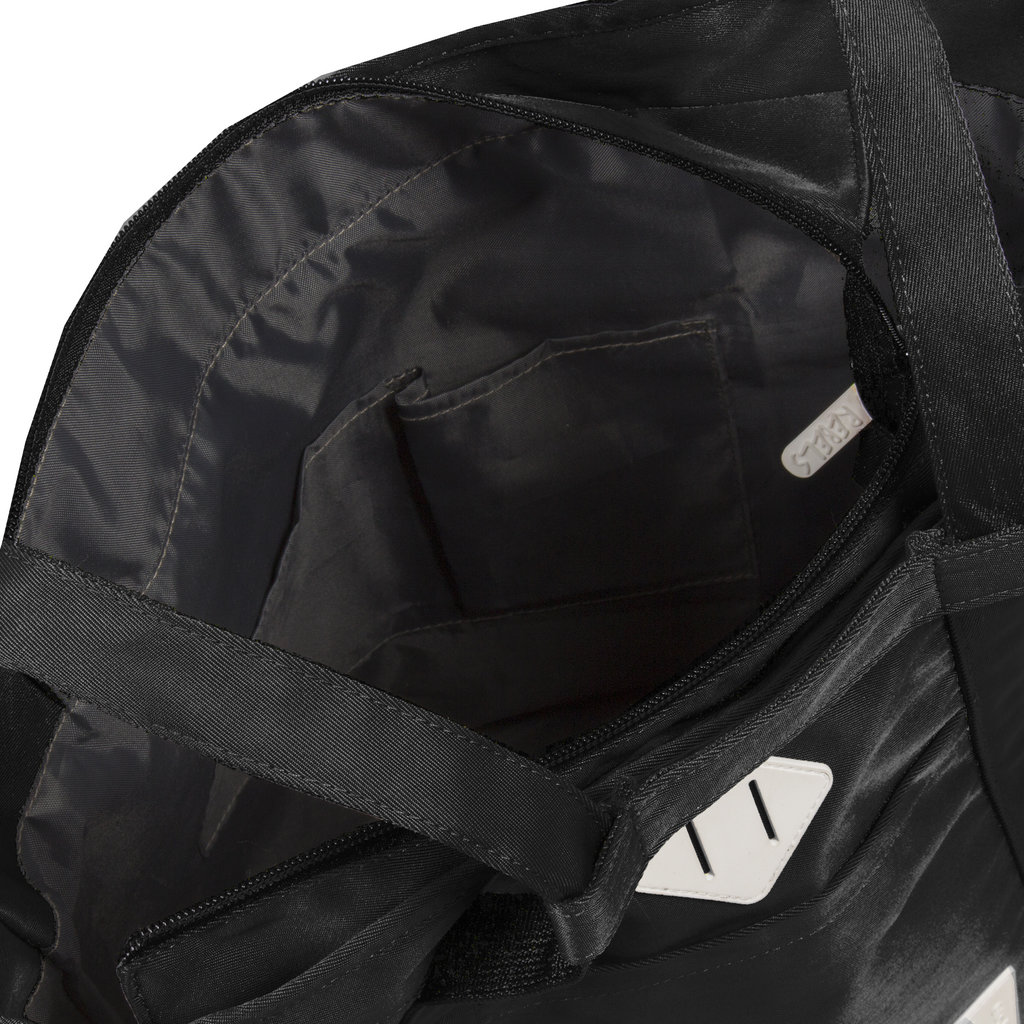 New-Rebels® Mark Gent high shopper backpack black