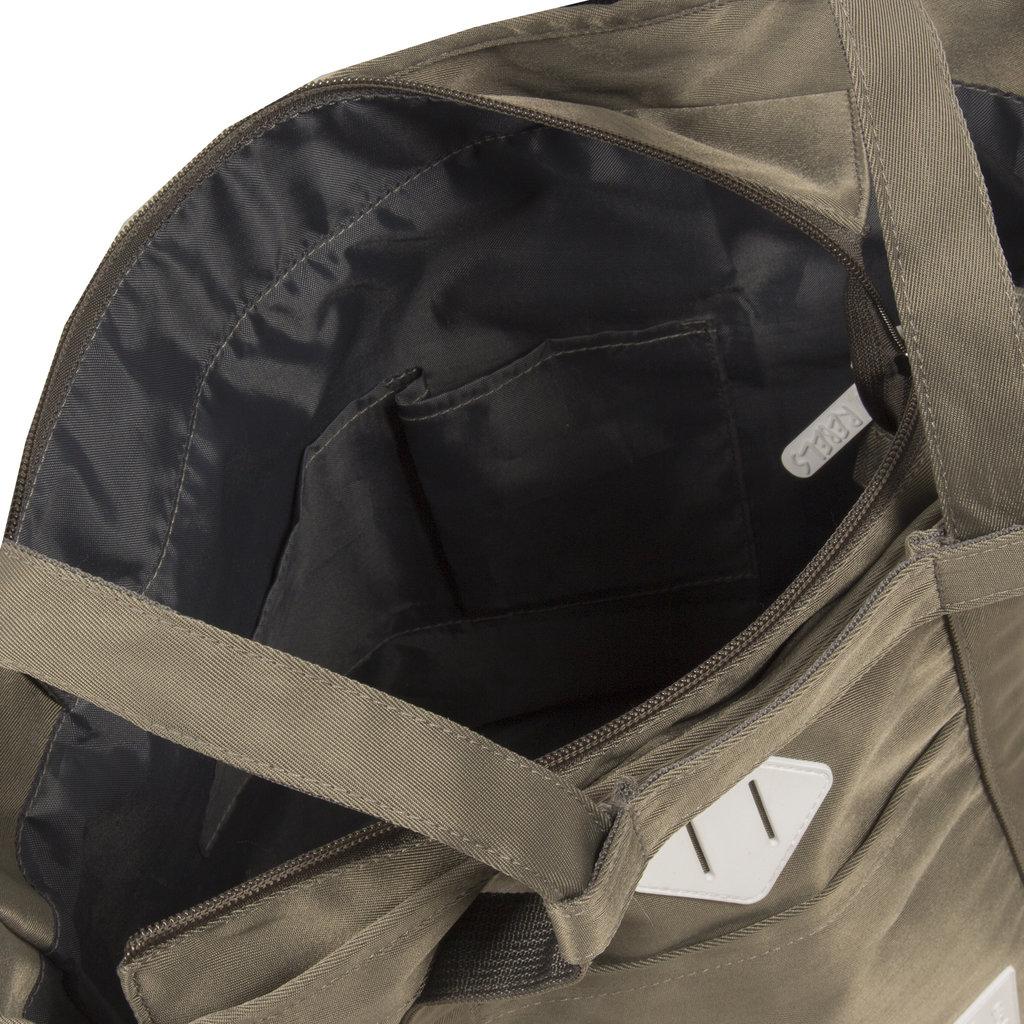 New-Rebels® Mark  - Gent High Shopper Backpack Taupe