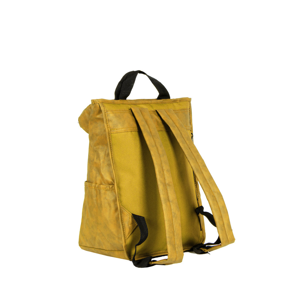 New-Rebels®  Waxed Backpack | Rugtas Occur