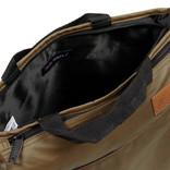 New-Rebels® Waxed Backpack | Rugtas Olive