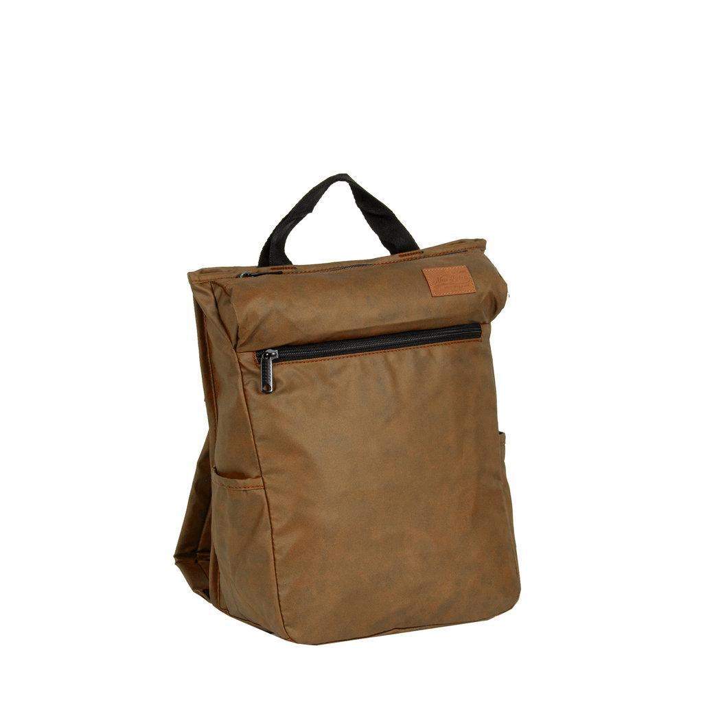 New Rebels Waxed  brow  backpack