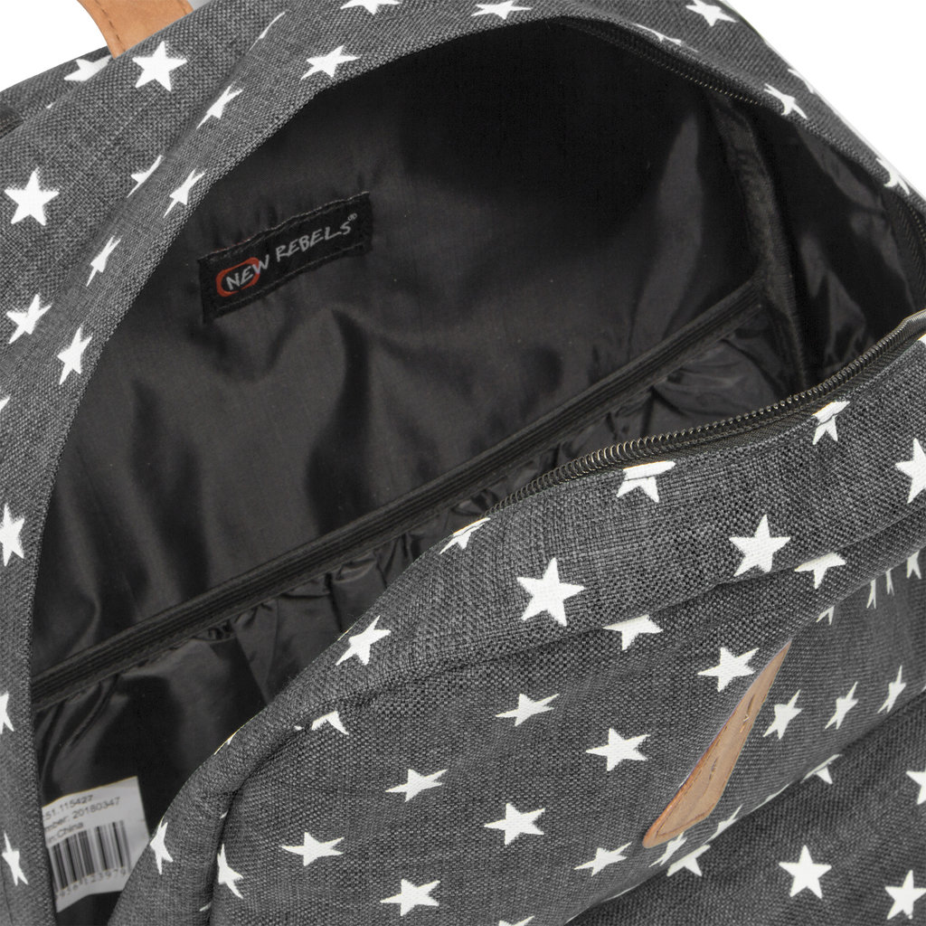 New Rebels Star range  BP New black with stars