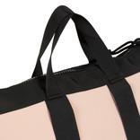 Mart soft pink shopper backpack