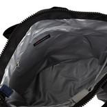 New Rebels® Mart - Waterafstotend -  Rugtas - Laptoptas 13,3 Inch. - Shopper - Navy Blauw