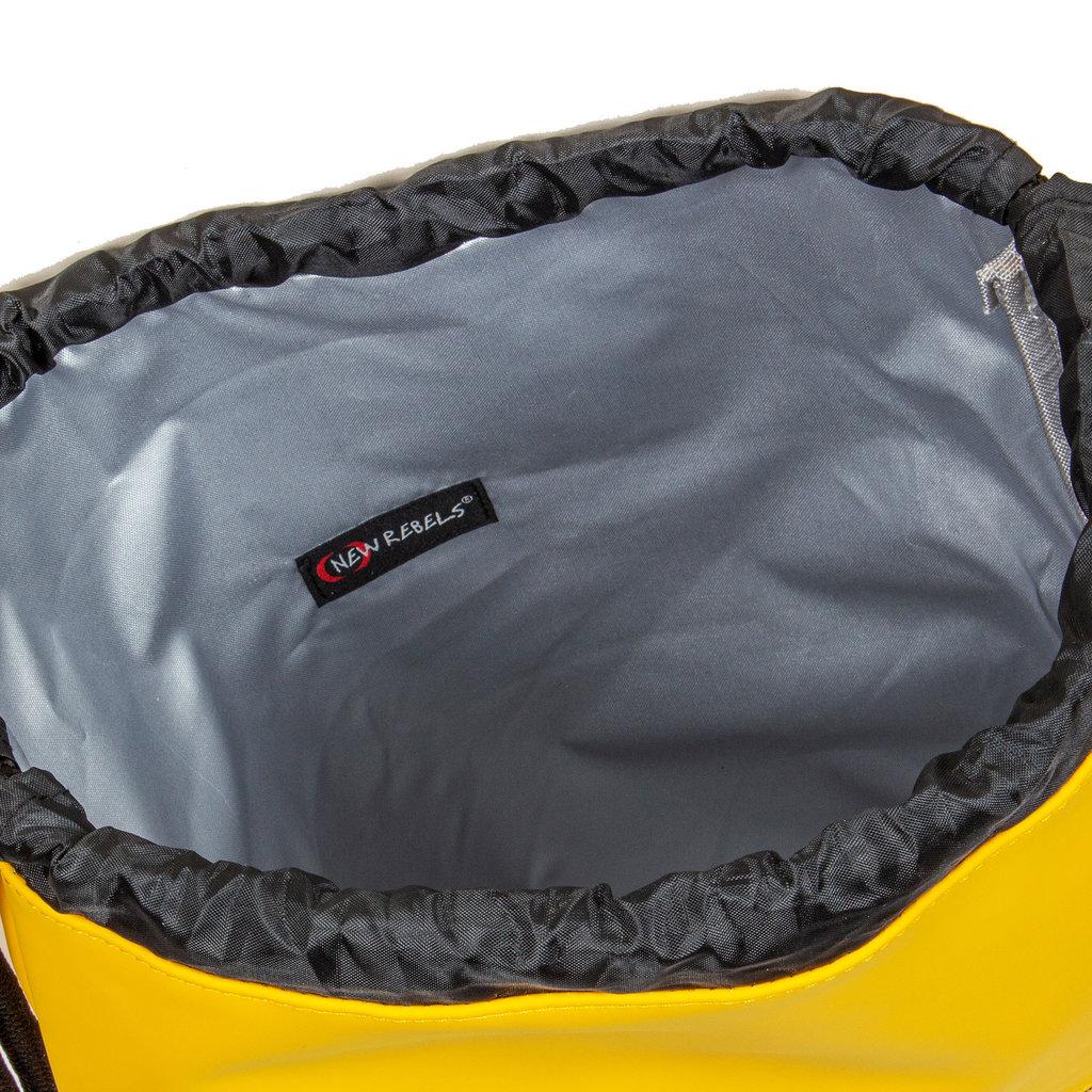 Mart Shoe Bag - Shoenentas Yellow
