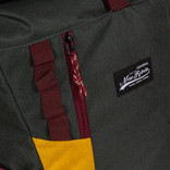 New Rebels Andes  roll-top dark green