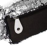 New Rebels Sequin Buckle Waist Bag Soft Silver | Heuptasje