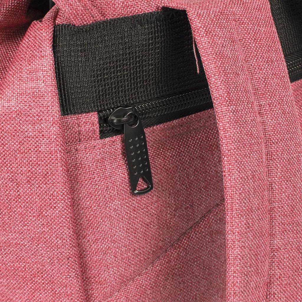 Heaven Small Flap Backpack Soft Pink XIX