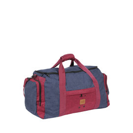 Wodz Sports Bag Navy/Burgundy Small IV   Reisetasche   Sporttasche