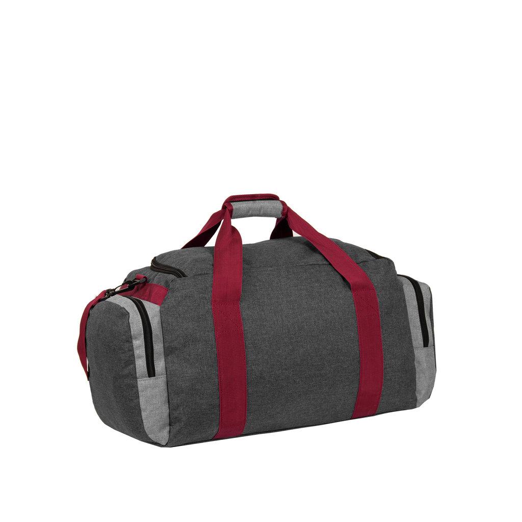 Wodz Sports Bag Anthracite/Grey Small IV | Reisetasche | Sporttasche