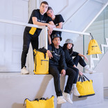 Mart Schuhtasche - Shoe Bag Yellow