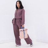 Tim Roll-Top Backpack Small Soft Pink/Lila