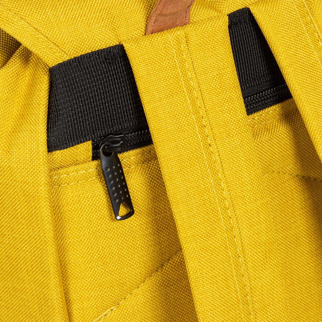 Heaven Small Flap Backpack Yellow XIX