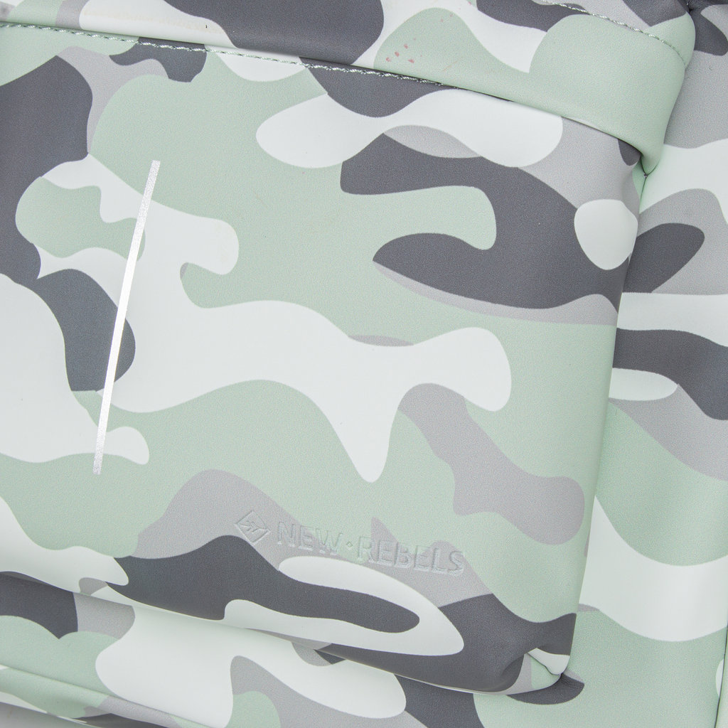 Mart Rucksack  Mint Camouflage