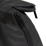 Waxed Backpack Black