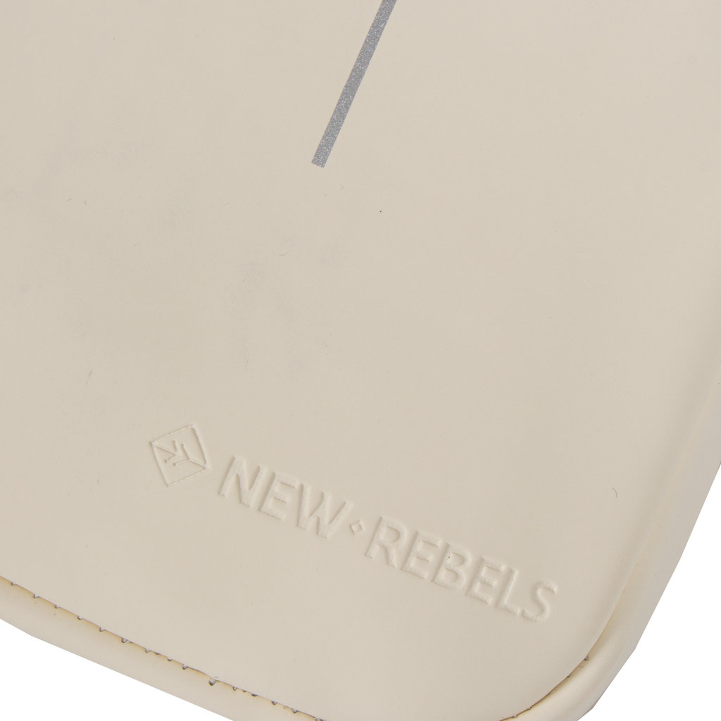 New-Rebels ® Mart - Waterafstotend - Telefoontas  - Wit