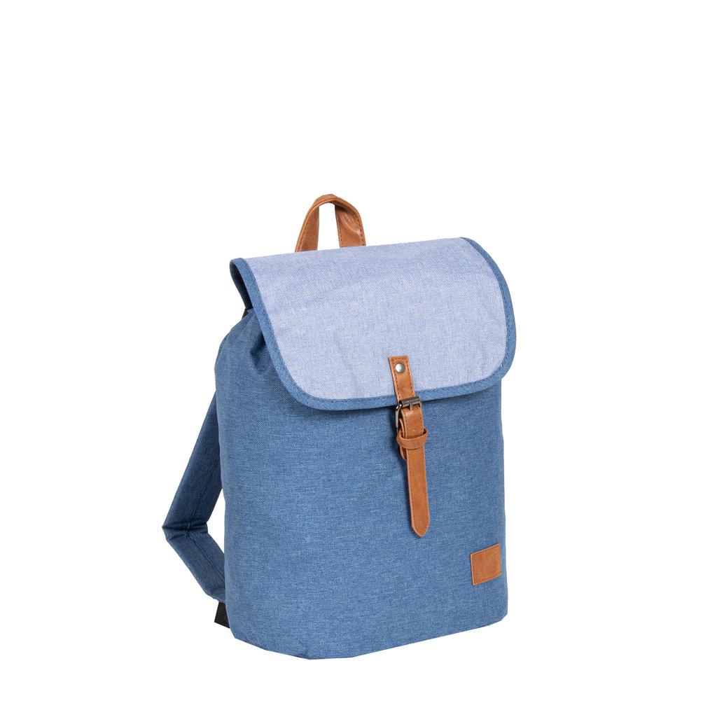 Creek Small Flap Backpack Soft Blue IV