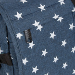 New Rebels Star range  small flap shadow blue with stars