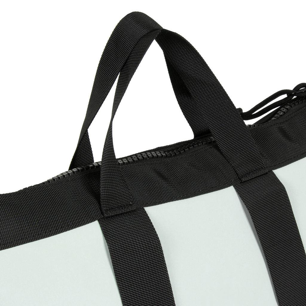 New Rebels® Mart - Top Zip - Water-resistant -  Backpack - Laptop bag 13,3 Inch. - Shopper - 30x15x44cm - Mint