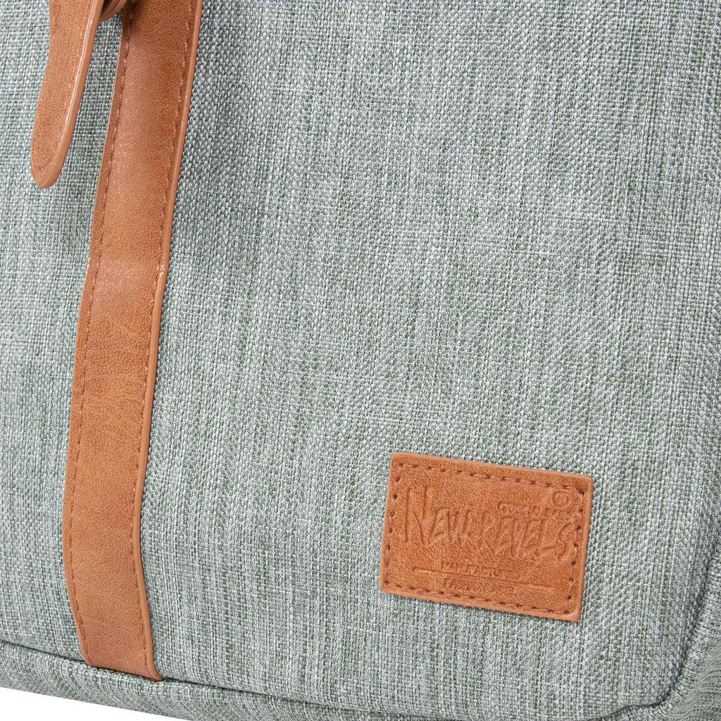Creek Big Laptop Backpack Mint Blue V