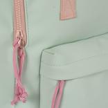 New Rebels® Tim Handel Backpack Mint/Soft Pink - Rugtas