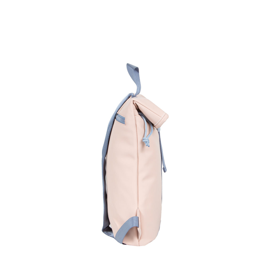 New-Rebels® Tim Roll-Top Backpack Small Soft Pink/Lila
