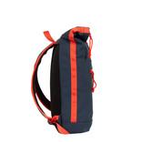 Tim  Roll-Top Backpack Navy Red Large II | Rugtas | Rugzak