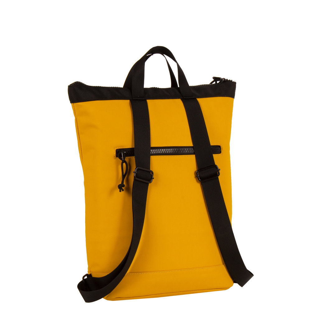 Mart Backpack Laptop Yellow