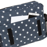 New Rebels®  Star25  A5 blue with stars
