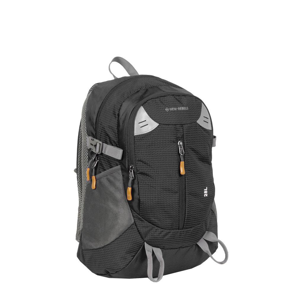 New Rebels Kinley backpack black