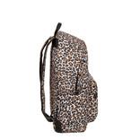 New Rebels ®  Backpack basic big leopard - Luipaardprint - 17,5 liter