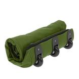 New- Rebels Roll-able Trolley Weekendtas - Reistas -Sporttas -  80 Cm  - Olive