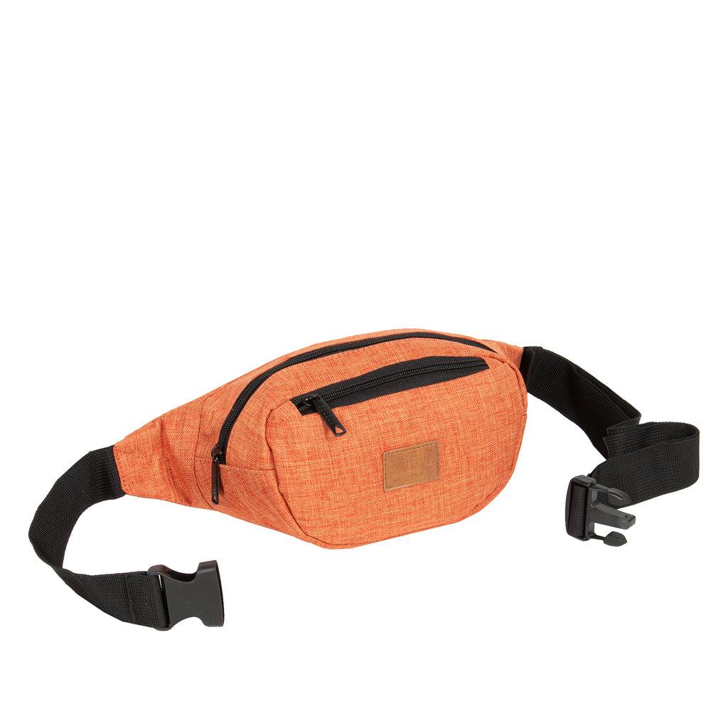 Heaven Waistbag Rusty Orange Medium II | Heuptasje