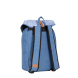 Creek Big Laptop Backpack Soft Blue V
