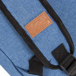 Creek Big Laptop Backpack Soft Blue V | Rucksack