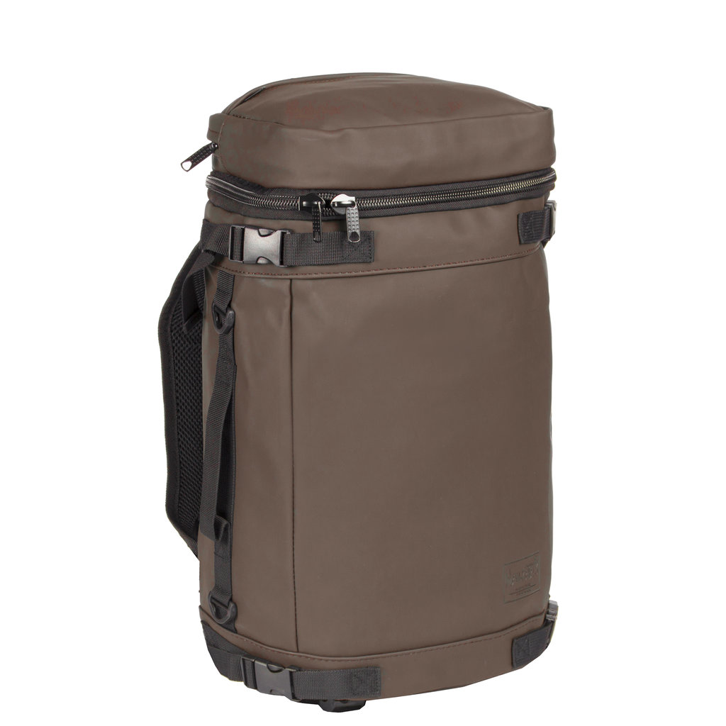 New Rebels® Truckcloth Laptop backpack taupe
