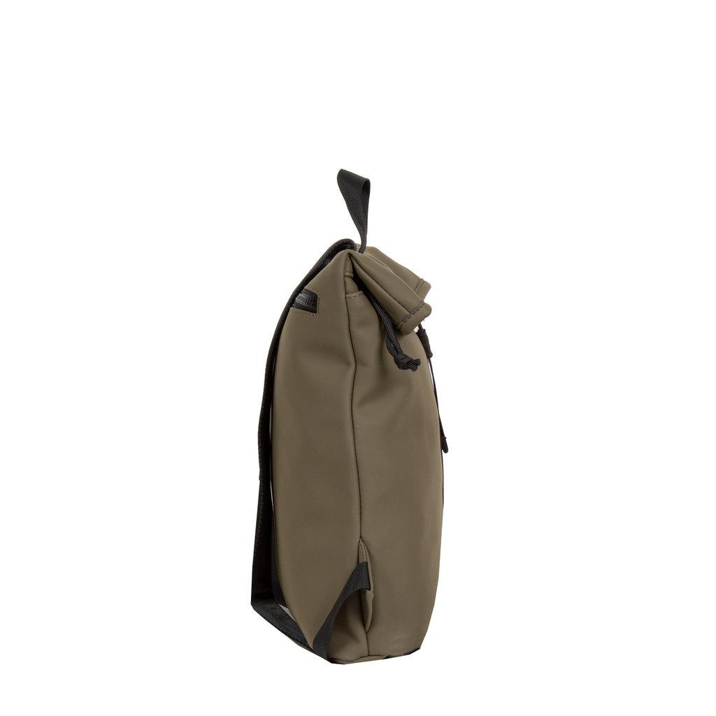 New-Rebels® Mart - Roll-Top - Backpack - Olive - Small II - 27x8x33cm - Backpack
