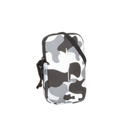 New-Rebels ® Mart - Water Repellent - Phone Pocket - Army Camouflage Grey