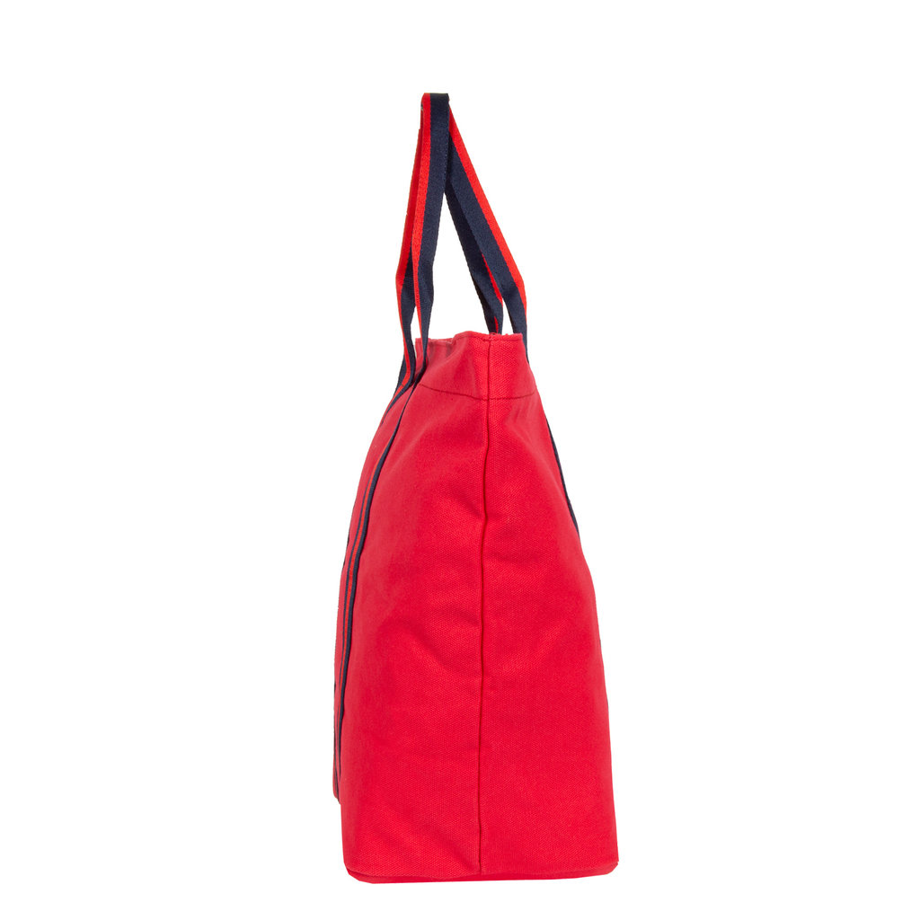 New Rebels - Stan - Canvas - Shopper - Red