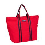 New-Rebels® - Stan - Canvas - Shopper - 37x20x40cm - Red